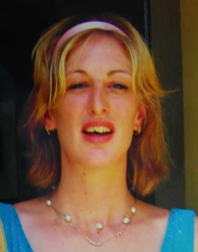 Missing Person Laura Haworth