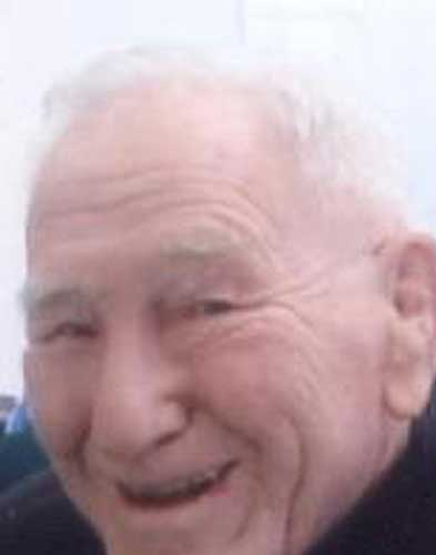 Missing Person Douglas Allan