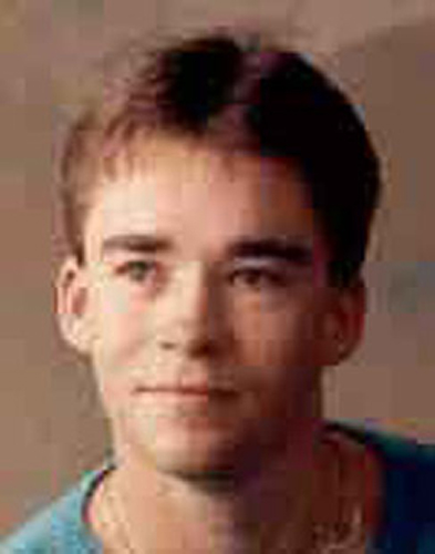 Missing Persons Gregory Delaney