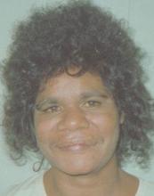 Missing Person Elizabeth Barlow