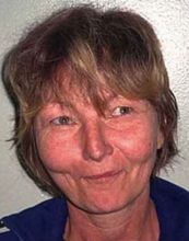 Missing Person Christine Fenner