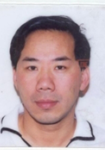 Missing Person Qing Chen