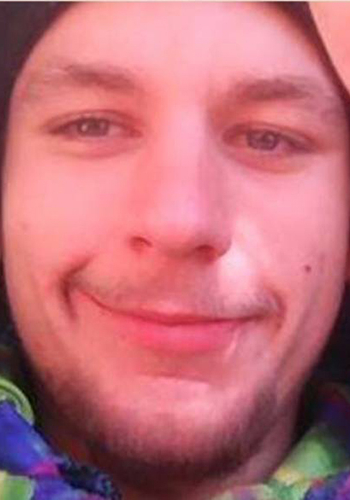 Missing person - Dylan DICKIE