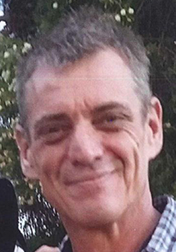 Missing Person Rigby Fielding