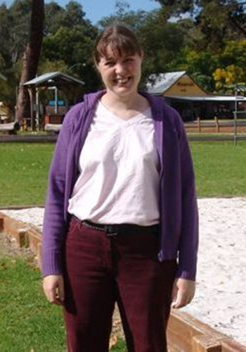 Missing Person Chantelle McDougall