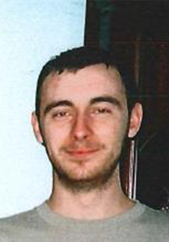 Missing Person from South Australia David Mansell